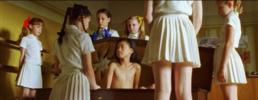 "Forests and fairy tales in a boarding school in ""Innocence"" (2004)."